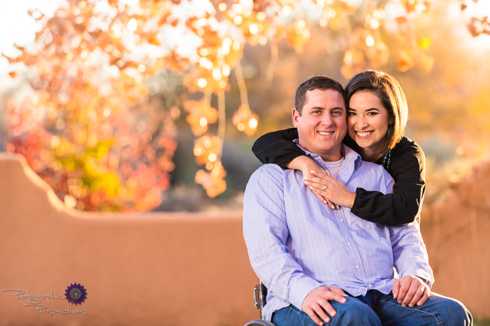 Albuquerque Engagement Photos | Photographic Perspectives | New Mexico Wedding Photography