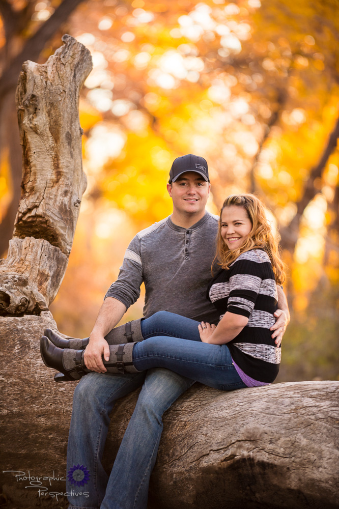 Fall Engagement Photo Session | New Mexico Photographers