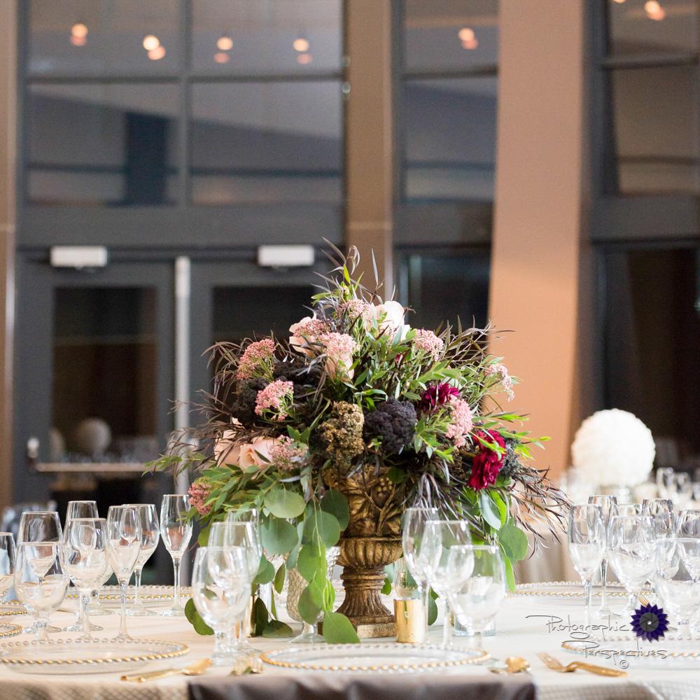 Best Wedding Photographers |Isleta |Table Centerpiece Flowers.jpg