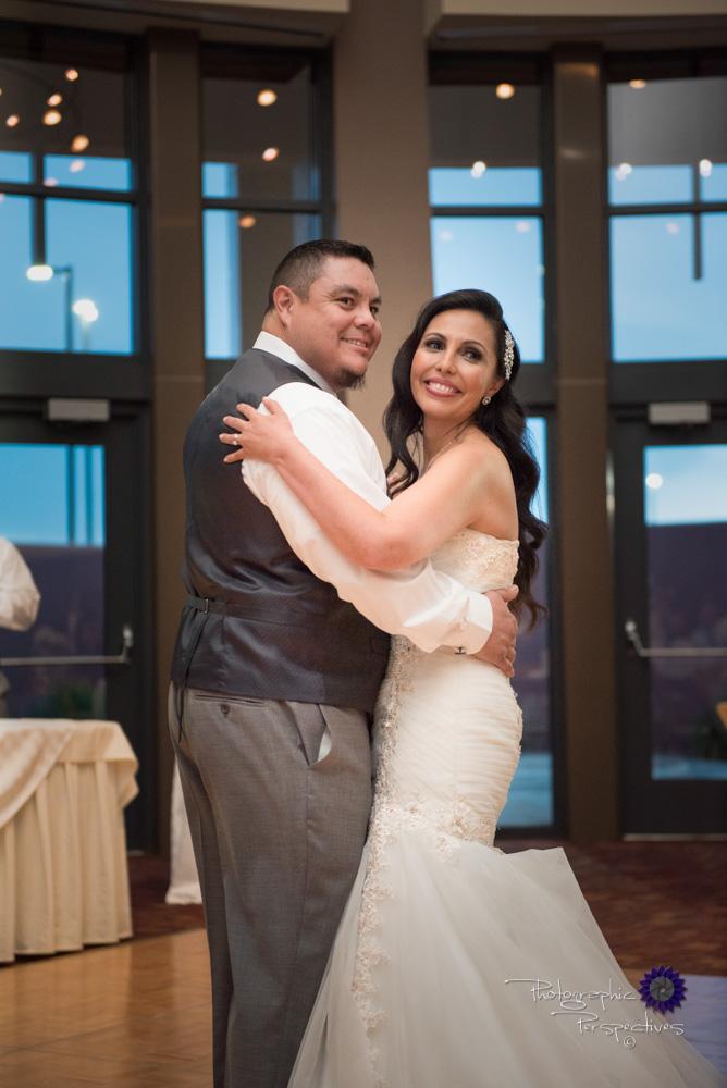 Albuquerque Wedding Photographers | Isleta Resort and Casino | Wedding Couple Portrait Indoor.jpg
