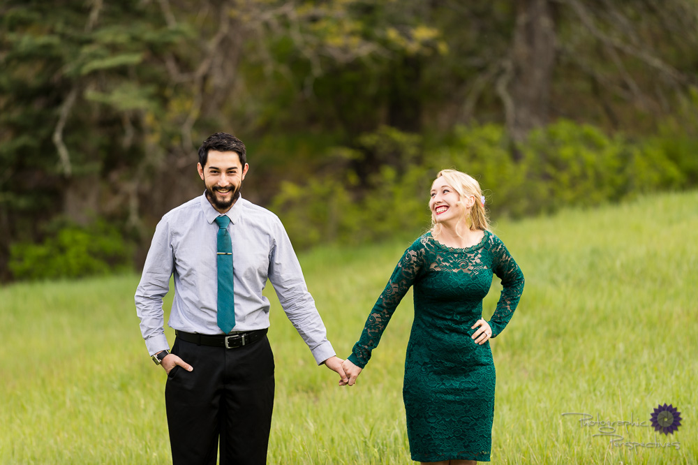 Casual Engagement Session | New Mexico Wedding Photographers