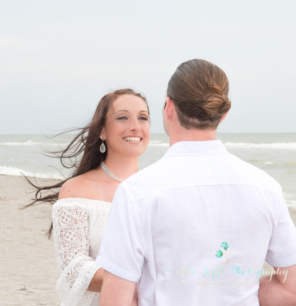 South Brohard Beach Wedding in Venice, Florida