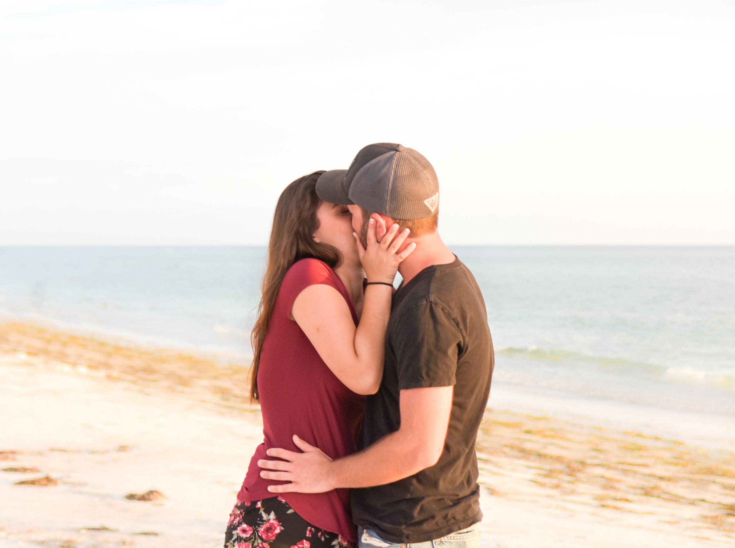 Holmes Beach surprise proposal