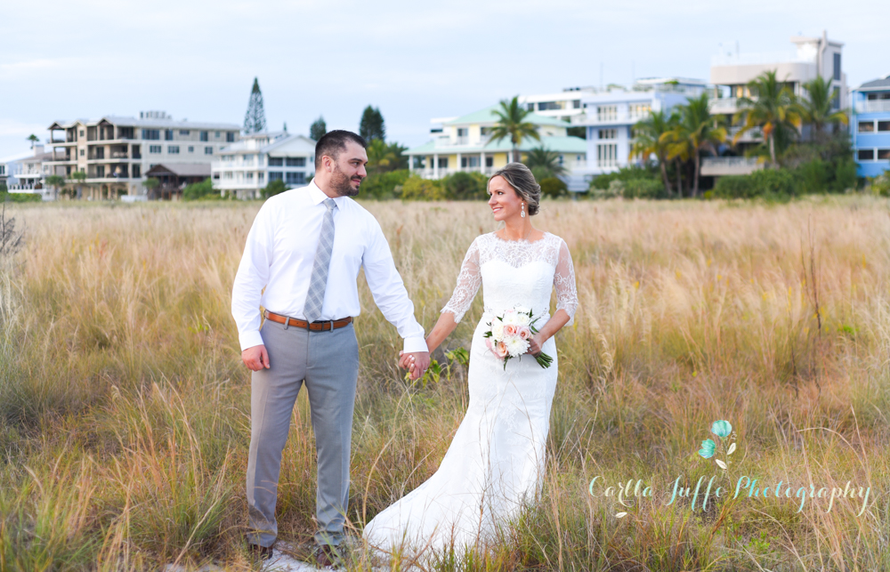 Beach Weddings on Siesta Key - Carlla Juffo Photography-