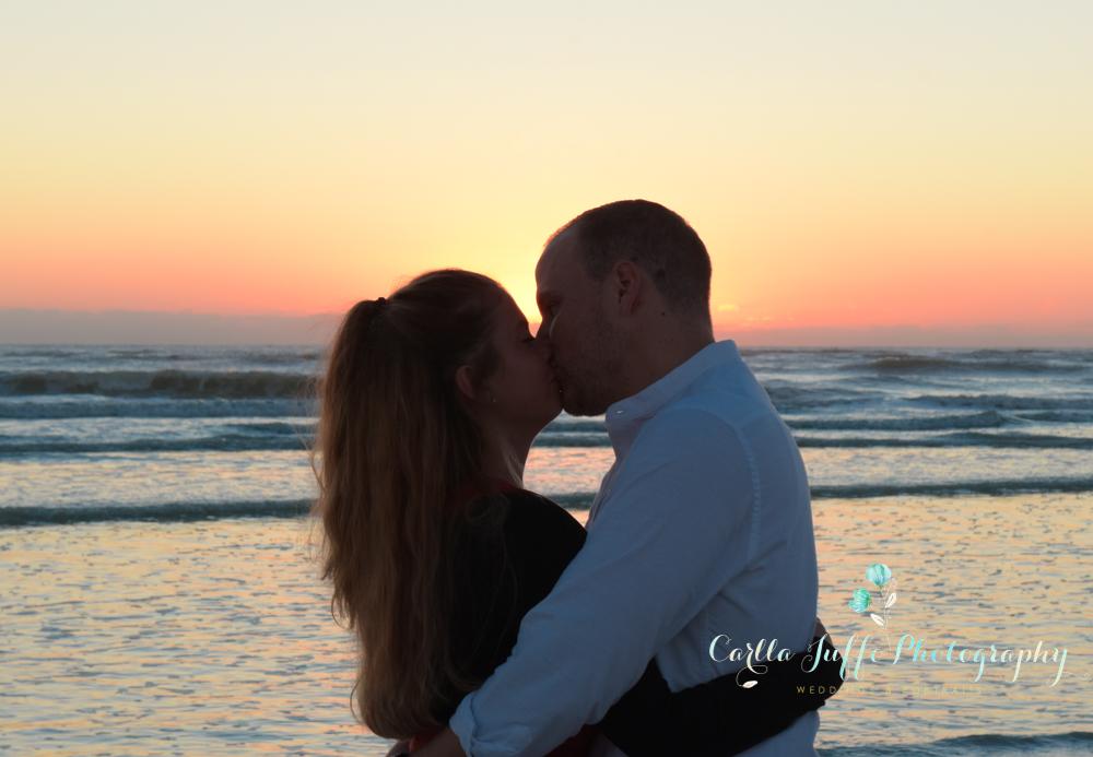 Surprise Proposal on Lido Beach