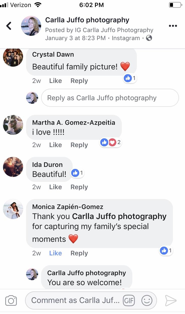 Carlla Juffo Photography reviews