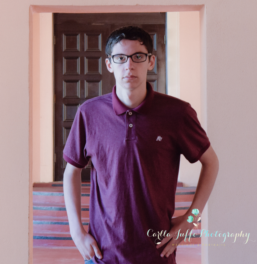Sarasota High School Senior Portraits