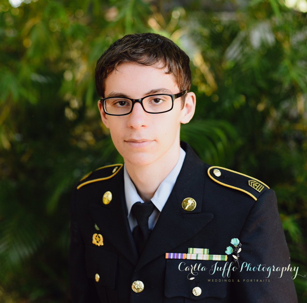 Sarasota Military Academy Senior Photos