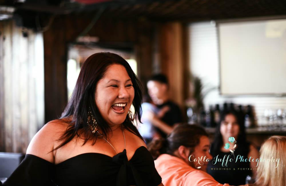 Sarasota wedding Photographer- Candids at the wedding reception