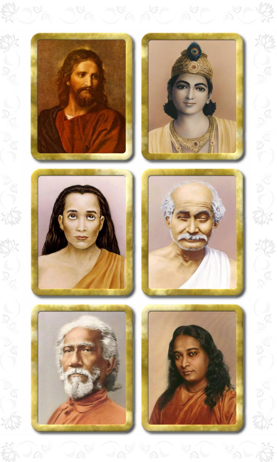 Gurus of the Self-Realization Fellowship