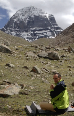 Mt. Kailash Pilgrimage - I accomplished the arduous pilgrimage to Mount Kailash in Tibet, the abode of Lord Shiva and considered by Hindus, Buddhists and Jains to be the holiest site on earth.