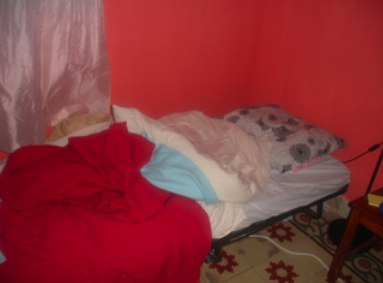 bed in Jerez- to wake and to sleep