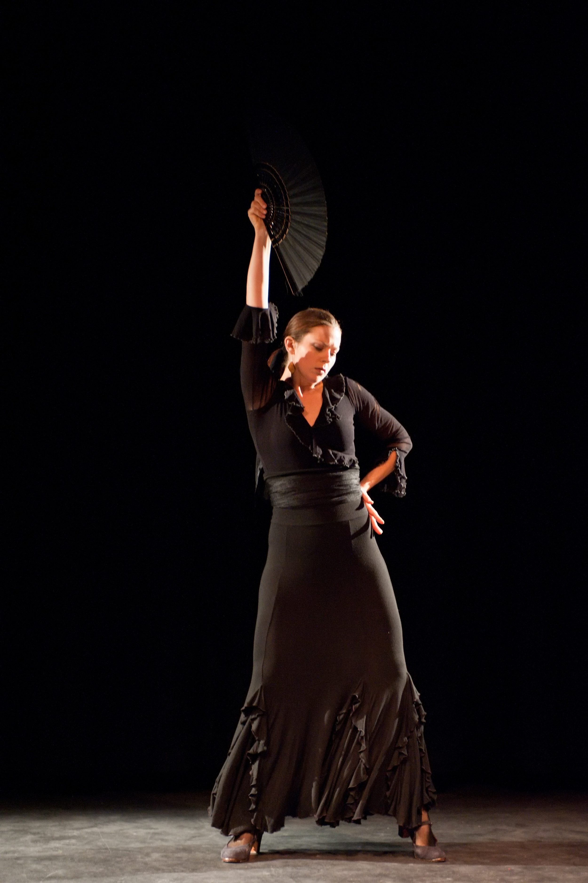 Oregon Live - 'Flamenco Agridulce' at Portland's Milagro Theatre blends fiery emotionalism with smooth technique -