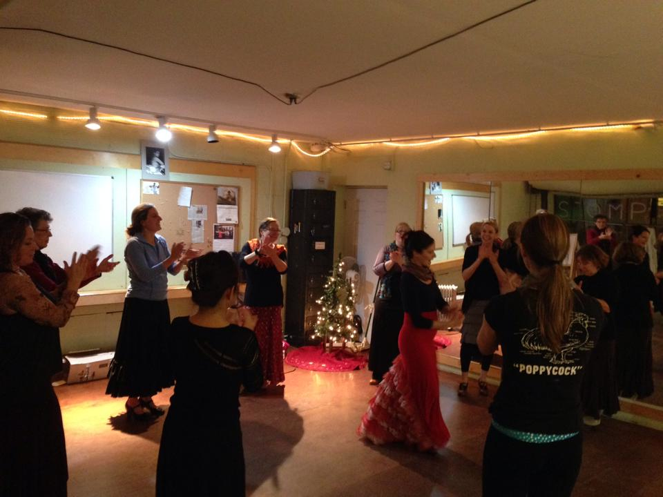 flamenco in Portland