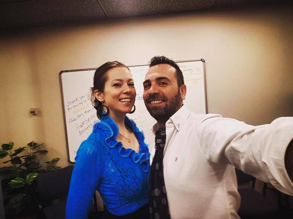 Laura and Ricardo at KGW.jpg