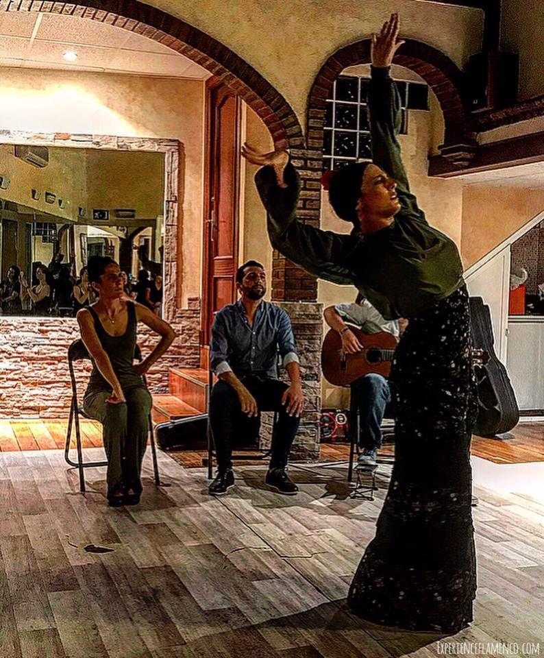 Lucía Ruibal Fall 2017 Flamenco Tour Private Show.jpg