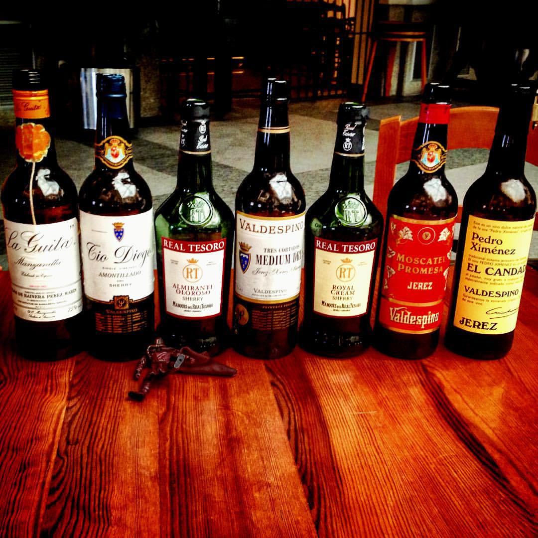 Hector Raul and more sherry.jpg