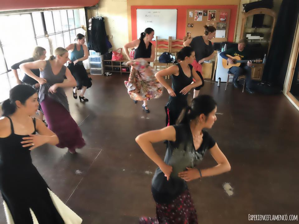 flamenco dance in Portland