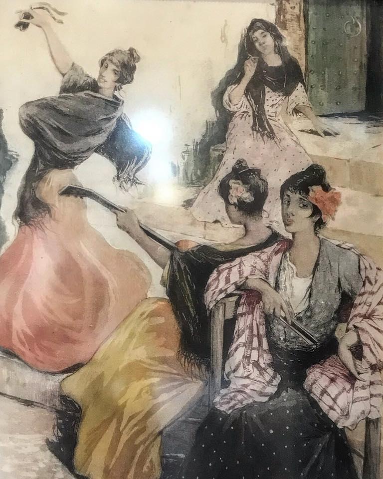 Artwork : Centro Andaluz de Flamenco