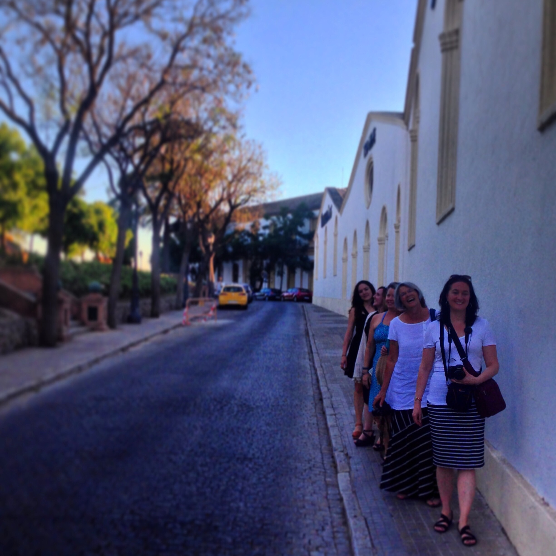 Study flamenco in Spain