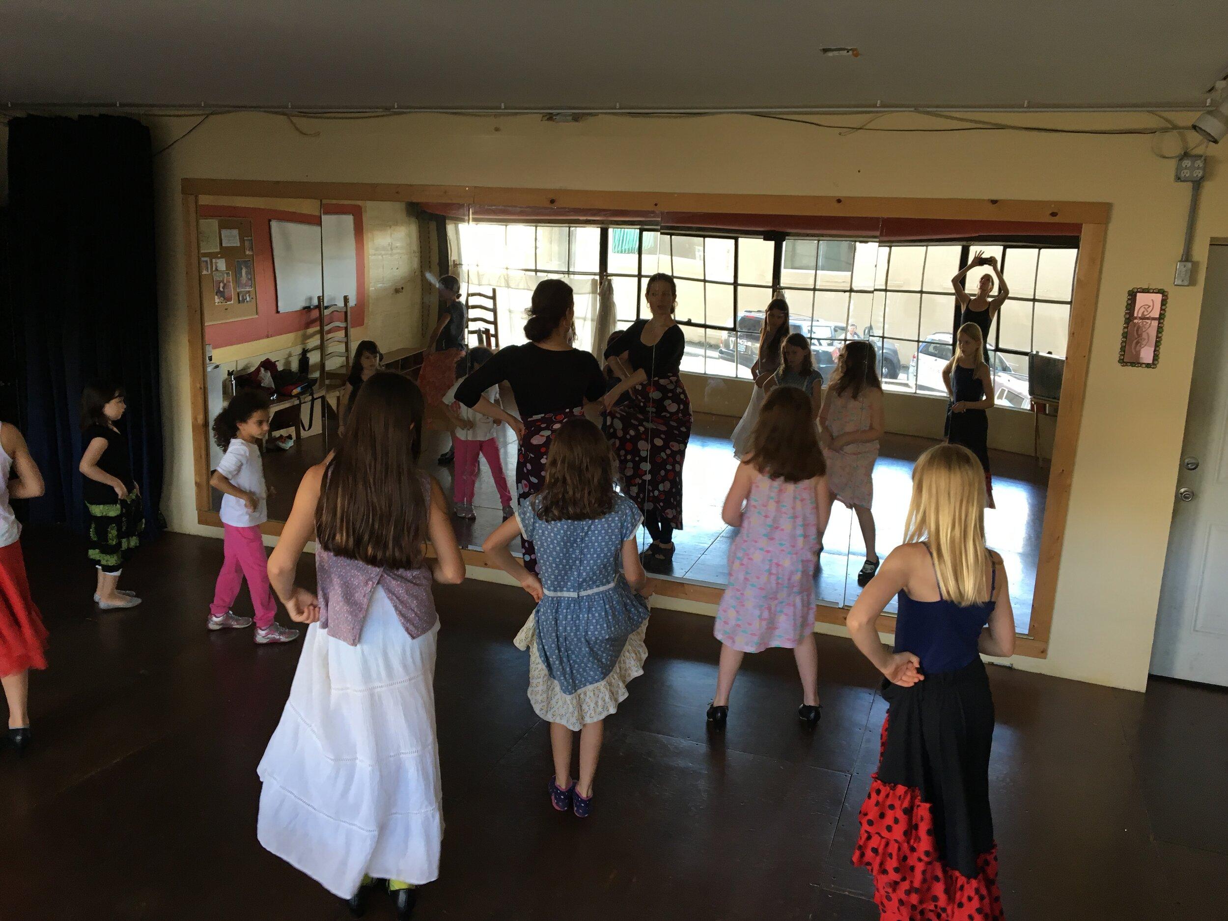 flamenco para niños 5.JPG