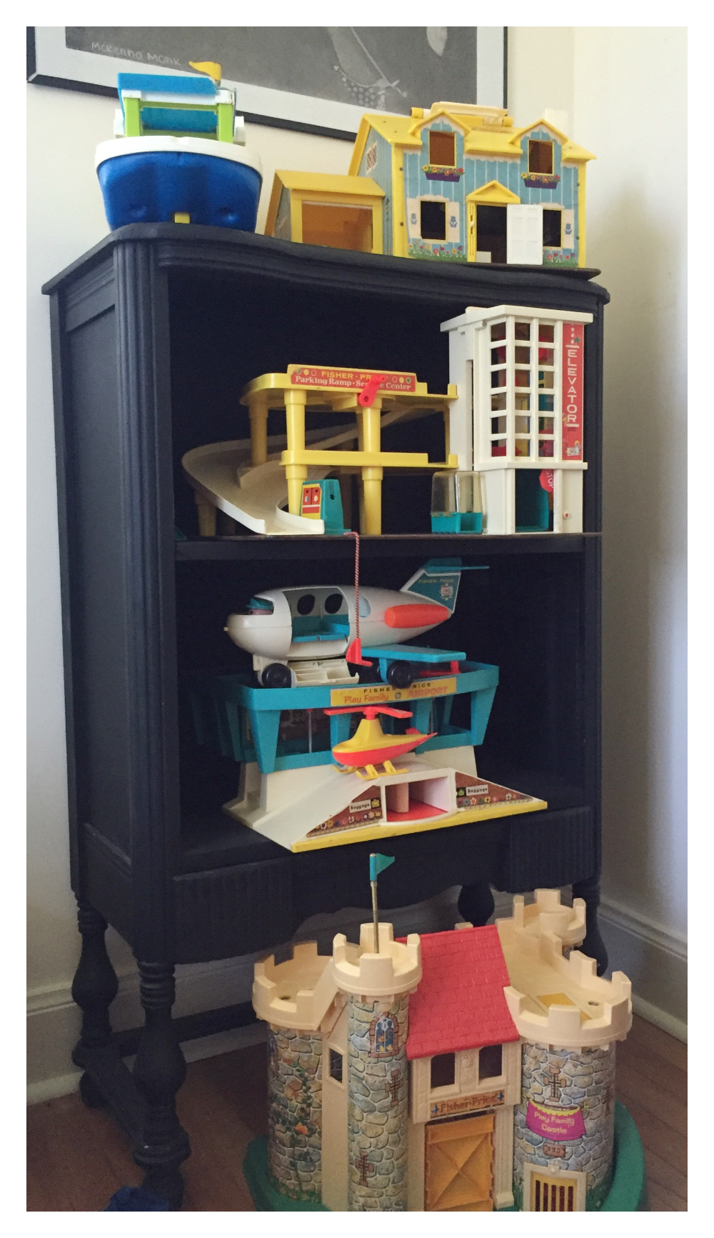 """my sweet fisher price """"little people""""collection"""