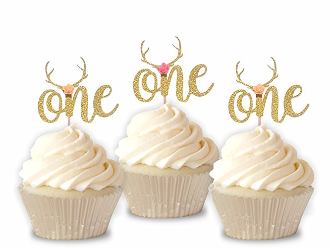 Cupcake Topper on Amazon  10-12 for 9.50