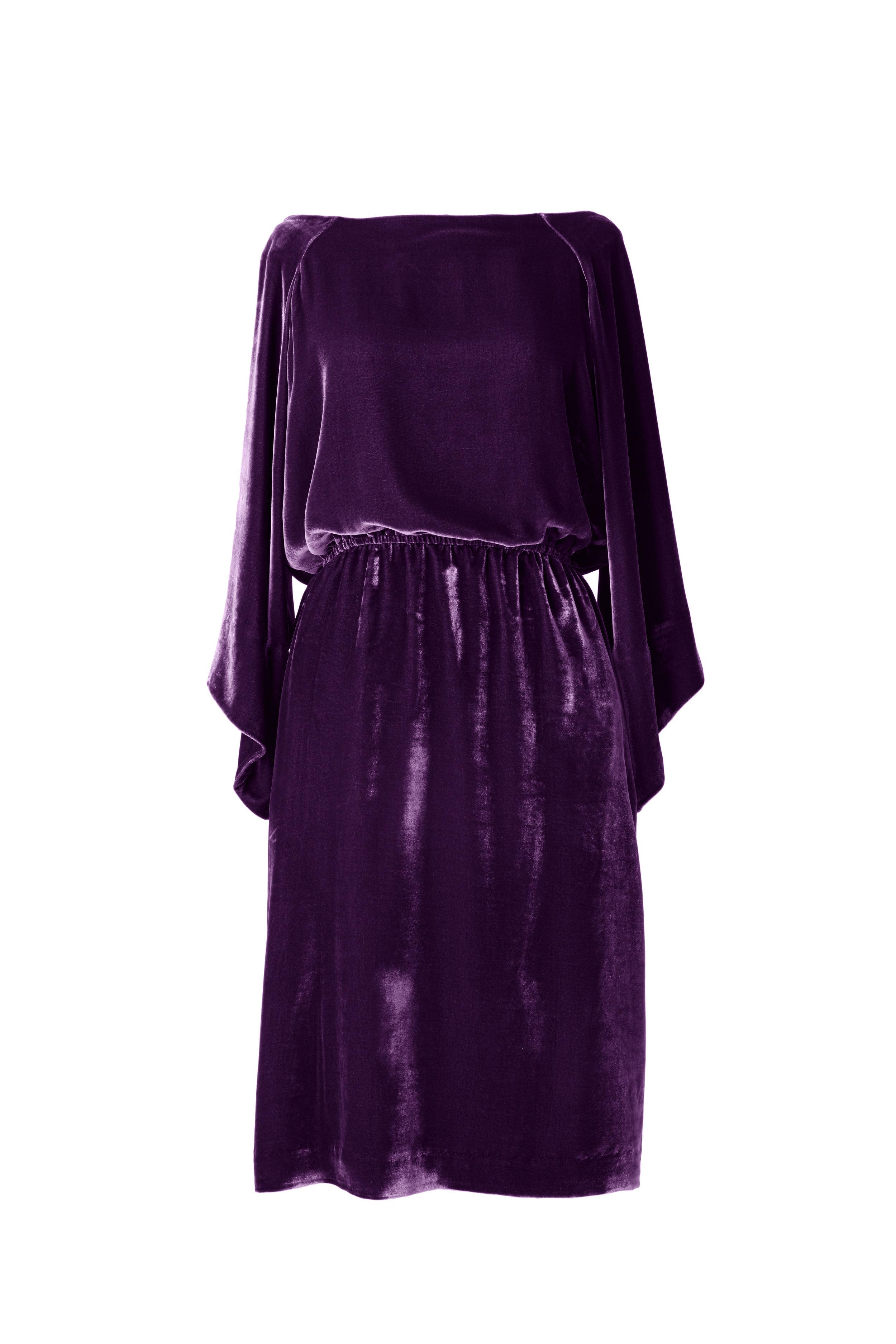 Erika 3303 Purple Velvet