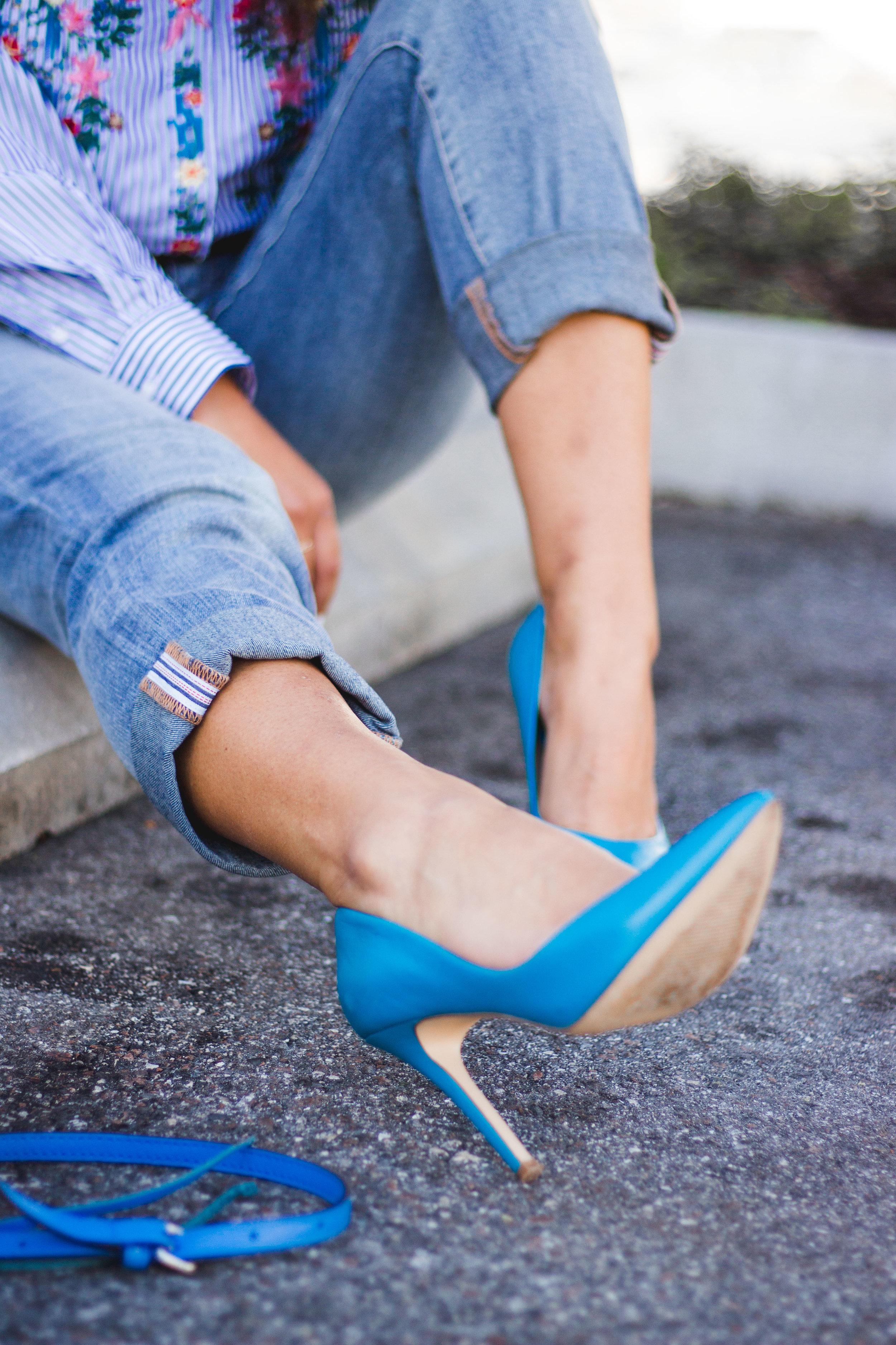 charles-david-blue-pumps-orlando-blogger