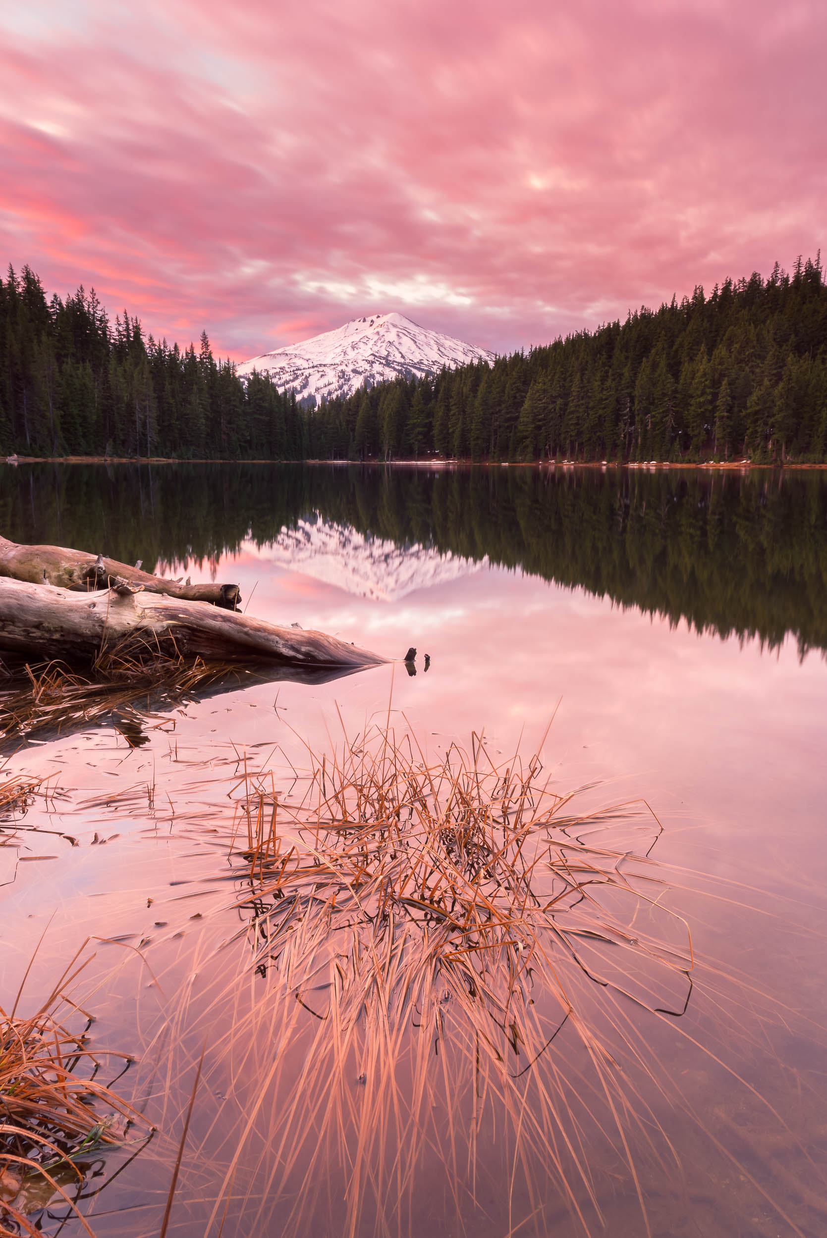Todd Lake Sunrise