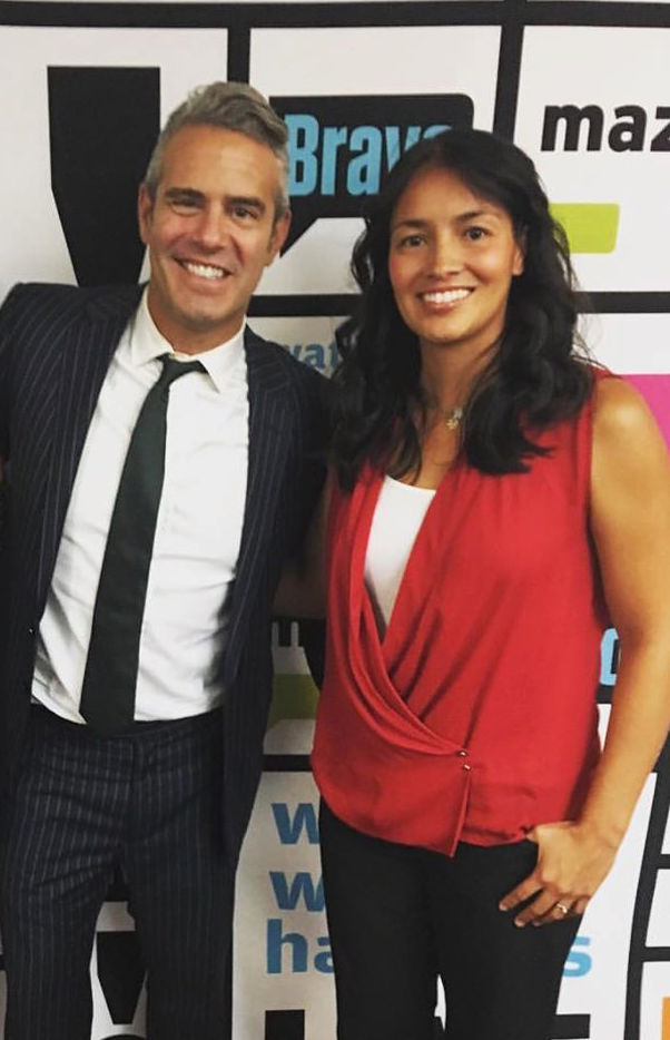 Andy Cohen and Laura Cerrano Feng Shui Expert .jpg