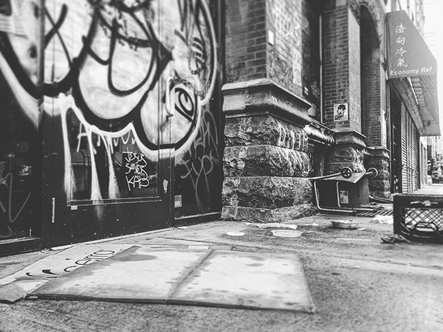 #Bowery in #newyork City