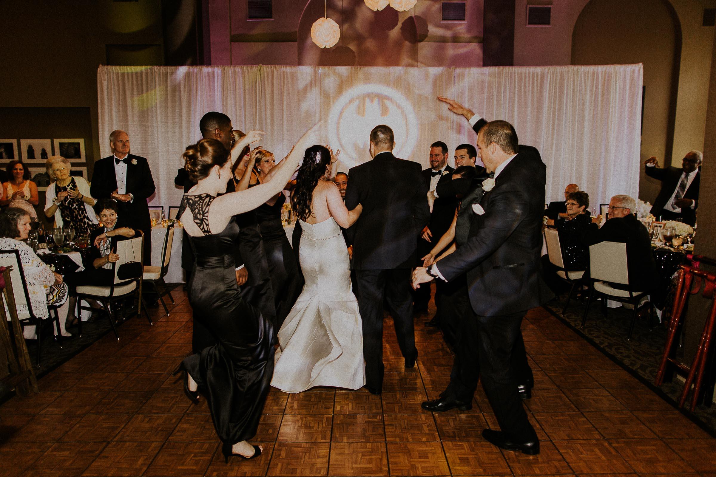 batman wedding ideas