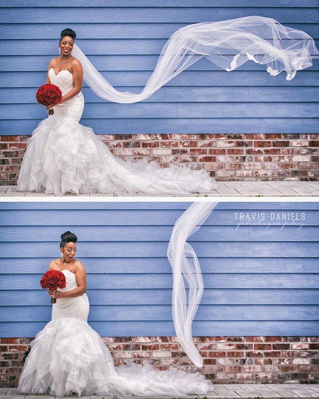 #oops 😃 by @TravisDanielsPhotography #QueenOfTheBayou #wedding #weddingdress #weddingday #weddingphotography #destinationwedding #nola #nolabride ⚜️