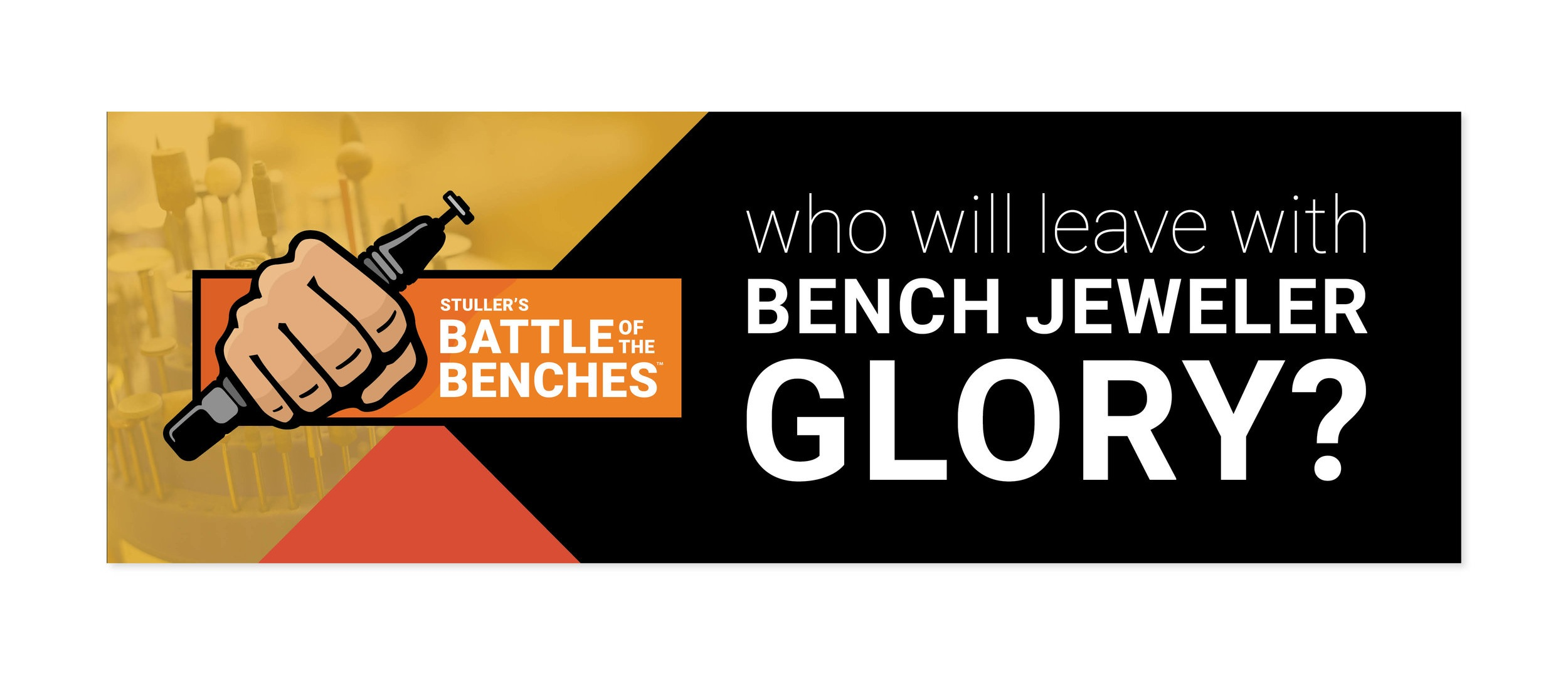 Battle of the Benches Signage