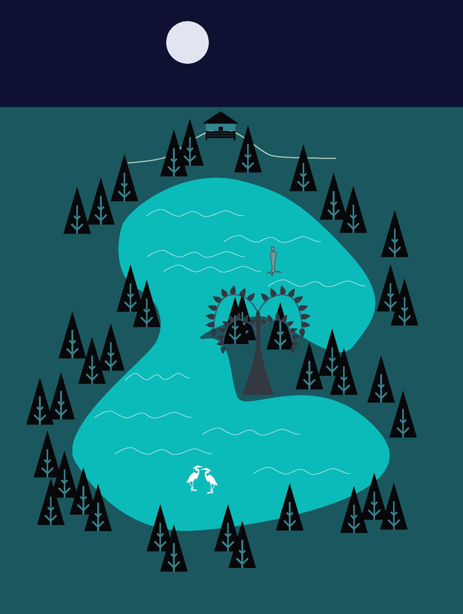 Lake Layout (Nivetha)