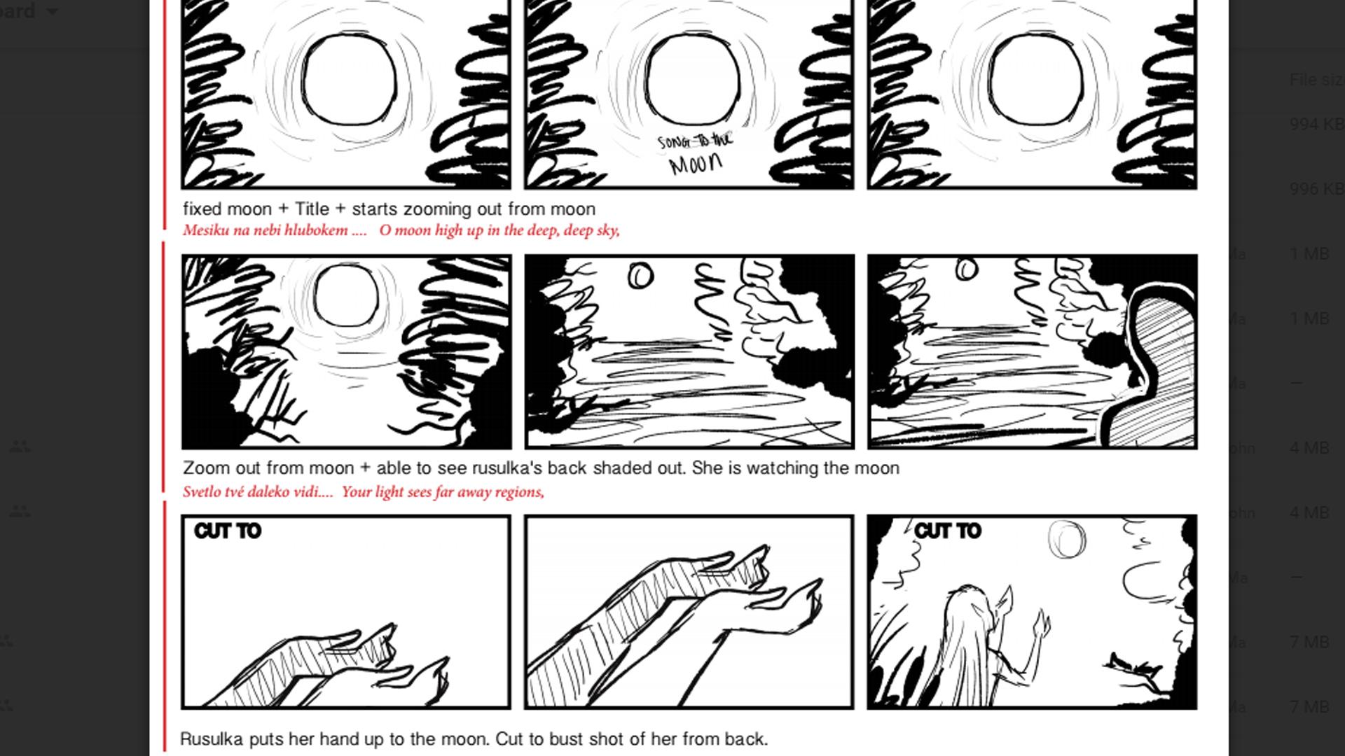 Nivetha's Storyboard