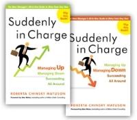 Week: Suddenly in Charge - Roberta Chinsky Matuson