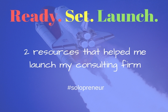 How do I launch my consulting firm