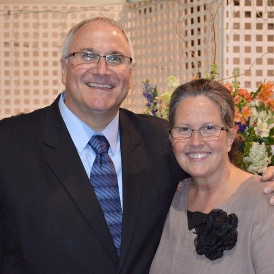 Pastor Jeff & Kristi Stroud