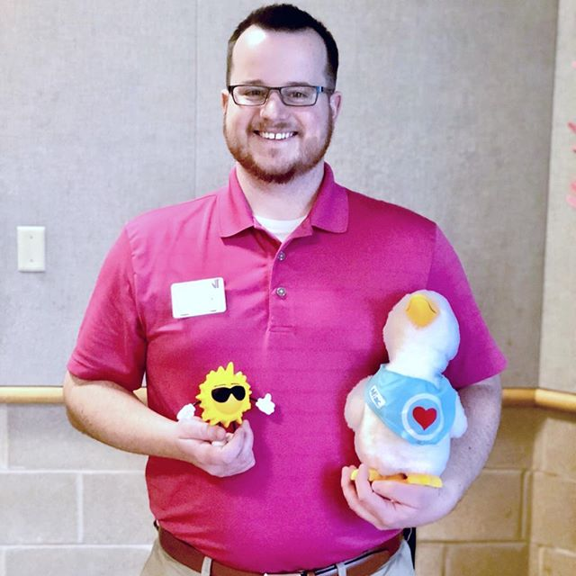 "As an Aflac consultant, Chris Moore helps people by ensuring they're prepared for unforeseen circumstances. He is honest and trustworthy and truly has a passion for what he does. We felt he is #SunshineSpotlight ☀️ worthy because  he has recently embarked on a unique mission to connect with Oncologists, because Aflac has developed a give-back program to help comfort kids with cancer.  The #MySpecialAflacDuck 🐥  is a smart-companion for children undergoing treatment that expresses emotions (happy, silly, scared, calm, sad…) to help create a sense of shared companionship during treatment. A smart app allows children to mirror their care routines with the duck -- including medical treatments, feeding and bathing so it can ""experience"" the same therapies and also celebrate the wins. It quacks and nuzzles to help comfort children when they need it most. ⠀⠀ We got to see the duck in action at a recent networking meeting and it truly is an amazing friend 🙌🏼 for sick children. : : : :  #madeyoulook #smilingfaces #STL #dogooder #causemarketing #aflac #STLbusiness #local #stlbiz #giveback #goodpeople #ourwhy"