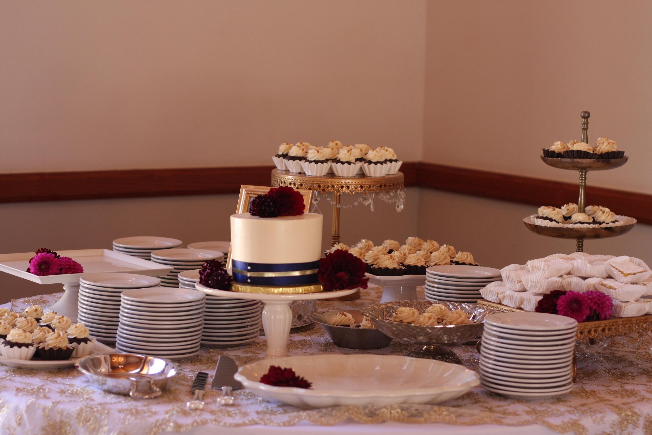 Dessert Buffet at Spanish Oaks Ranch, Santa Margarita