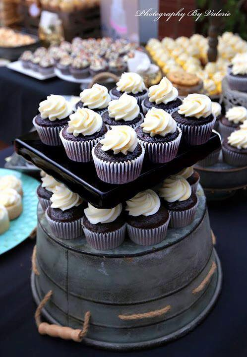 Full-Size Cupcakes