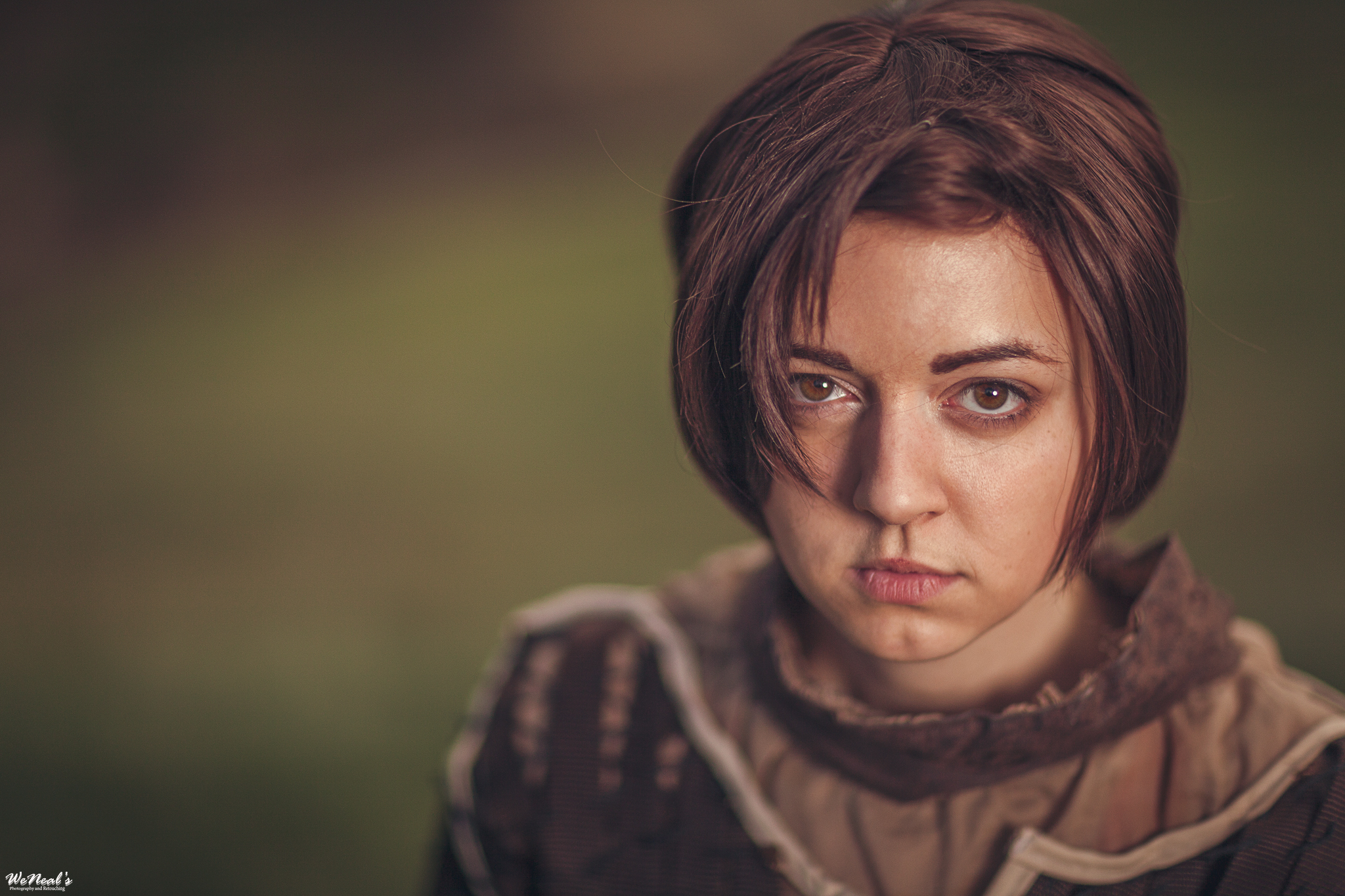 A photo of my  Arya Stark  taken by  WeNeals Photography and Retouching  at a fantasy themed group photoshoot.