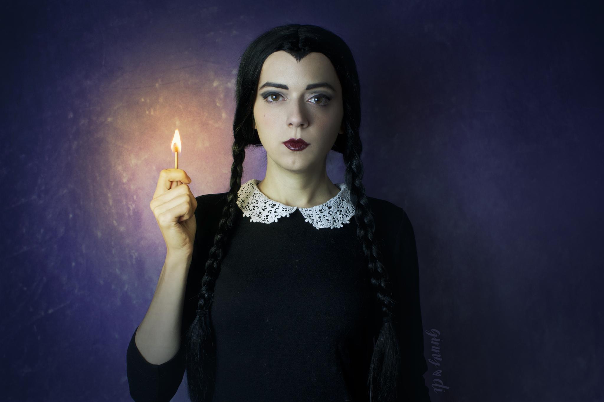 Wednesday Addams -
