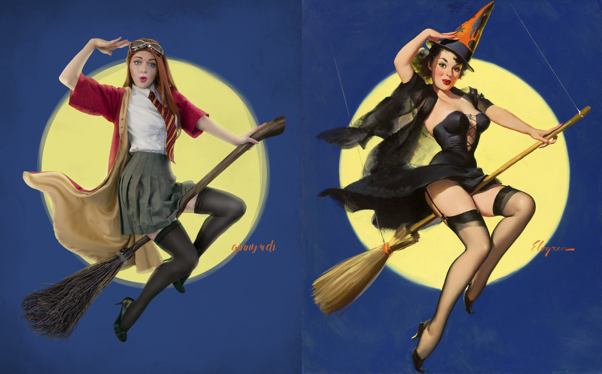 ginny pinup 2 side by side.jpg