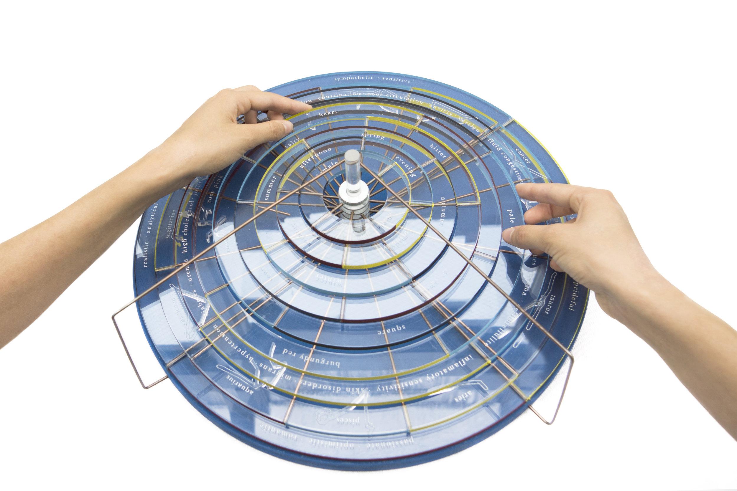 Humoral Wheel: Diagnostic Compass