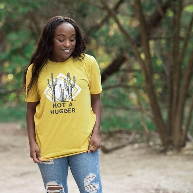 😅Not gonna lie— this @mugsbymugs shirt is definitely a #MondayMood. 🙅🏾♀️ Although I'm not always big on sharing my personal space, I definitely want to start sharing more personal/life updates with y'all moving forward. So, here we go! 👇🏾 — I know I've been a little quieter in Insta lately but I promise ya girl is staying booked and busy. 💁🏾♀️In fact, these are some of the final shots from a lil modeling I've done recently! I've been pushing myself to do more of the things that have always made me nervous. Modeling is one of them! 🙈What type of things do you do to get out of your comfort zone? Share with me in the comments below! 💭 — 👚 p.s. shop my shirt (and tons of other cute and hilariously sassy ones like it) over at @mugsbymugs for just $26!