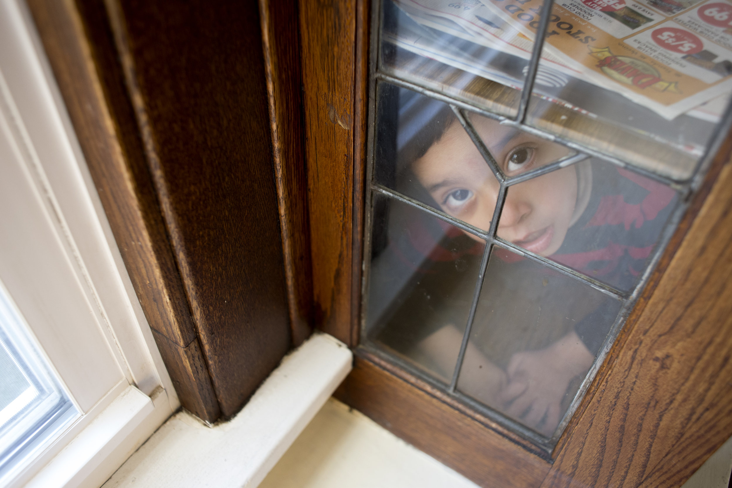 Mohamad indulges his preoccupation with cramming into small spaces.
