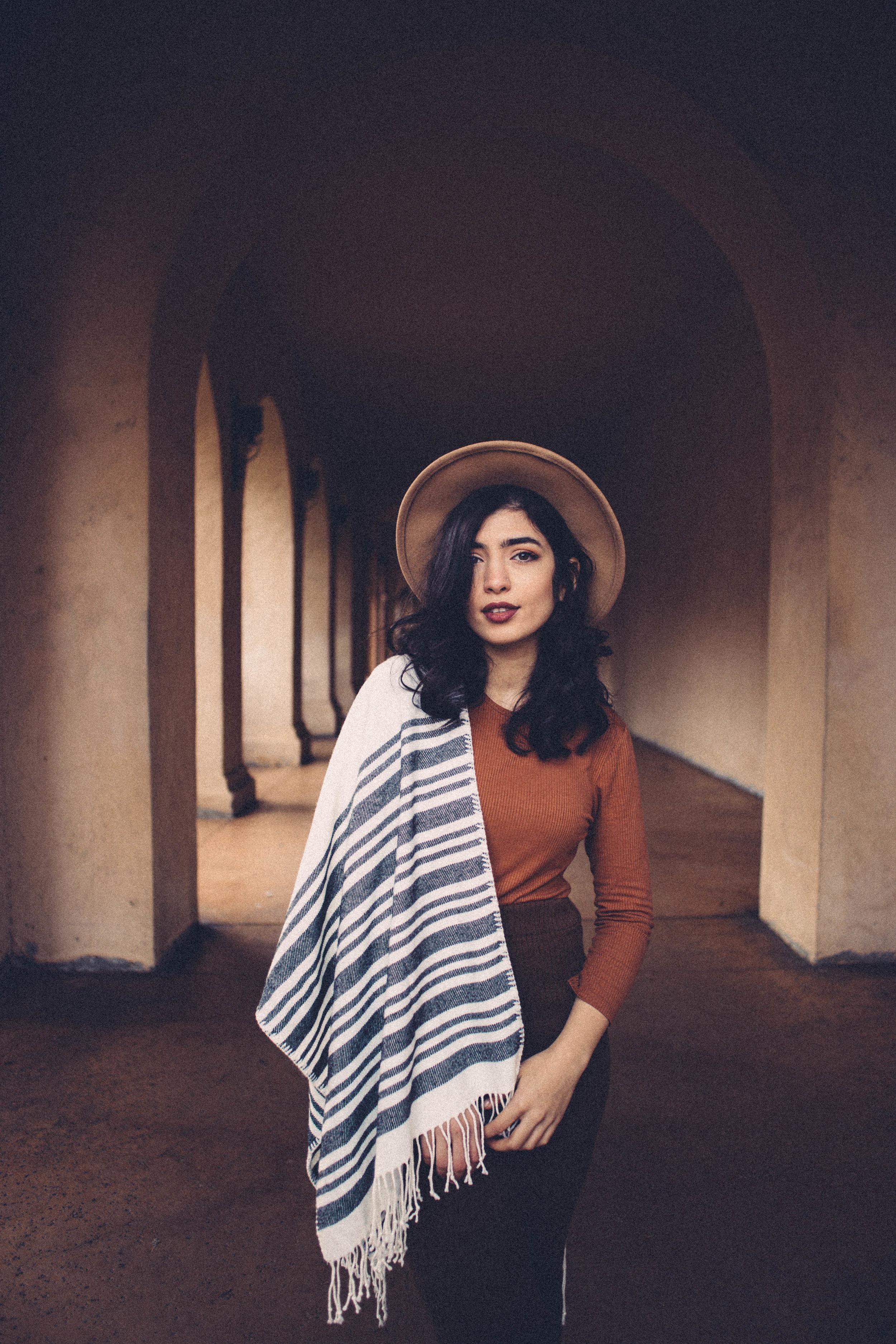 Aminah Musa, La Jolla, California 2017.